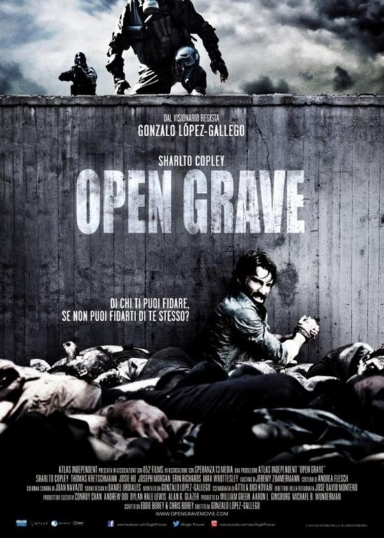 Постер к Открытая могила